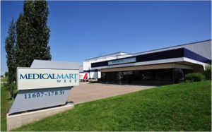 Medical Mart West – Alberta