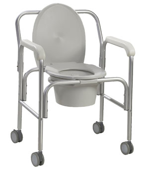 commode shower product chair mobile bonn blue rebotec