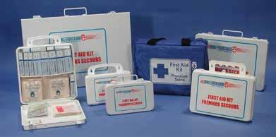 First Aid Kit Ontario Schedule 9 16-unit Bulk Plastic 6-15