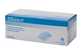 alliance surgical face mask