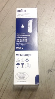 Probe Cover For Welch Allyn Pro6000 Braun Tympanic