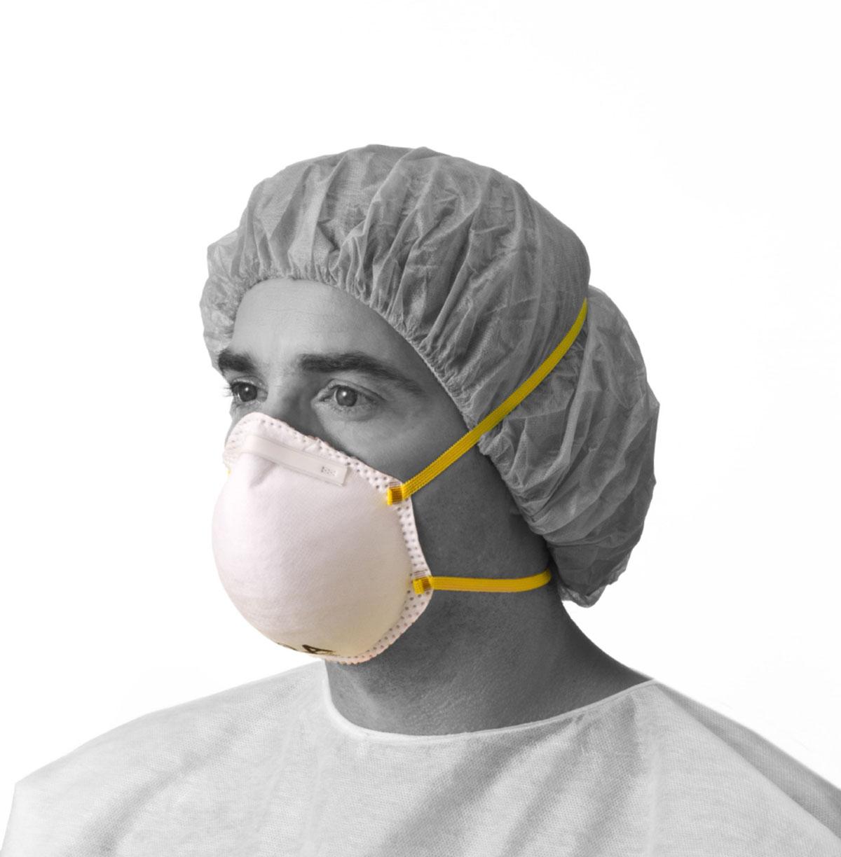Face Mask N95 Cone Style Particulate Respirator Niosh