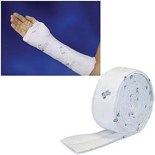M-pact Plaster Splint X-fast Setting 5″ X 30″ « Medical Mart